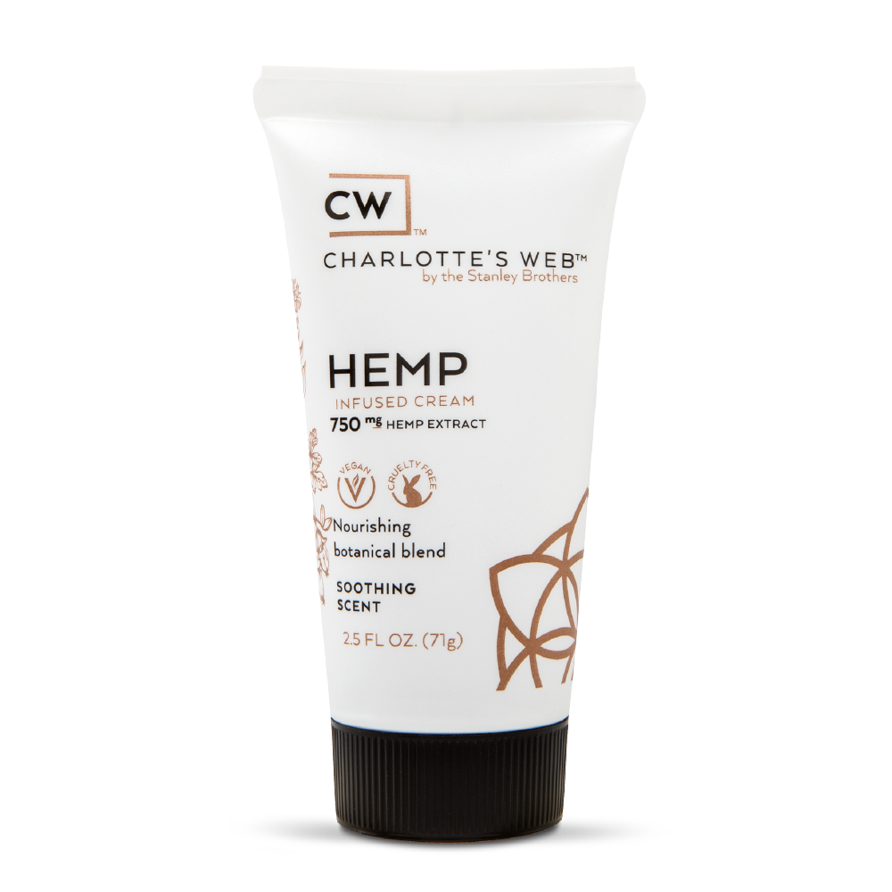 Charlottes Web Hemp Cream