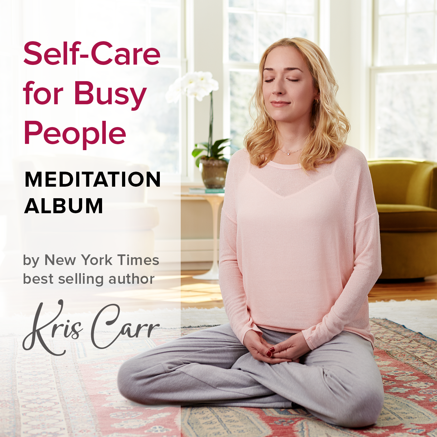 Self-Care for Busy People Album